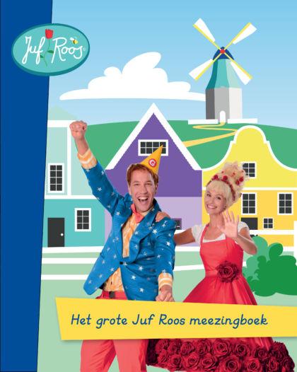 Het grote Juf Roos meezingboek 1