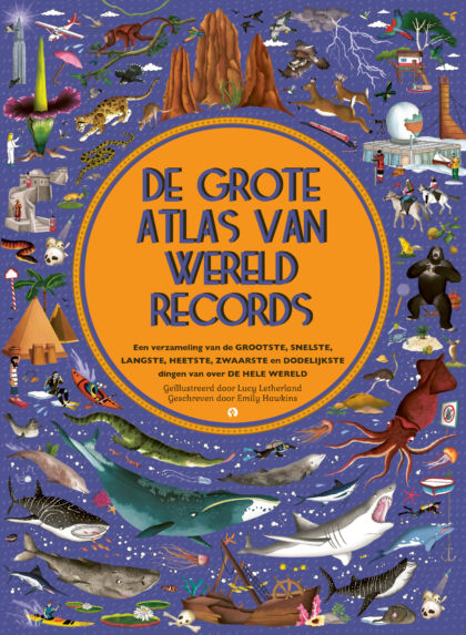 De grote atlas van wereldrecords 2