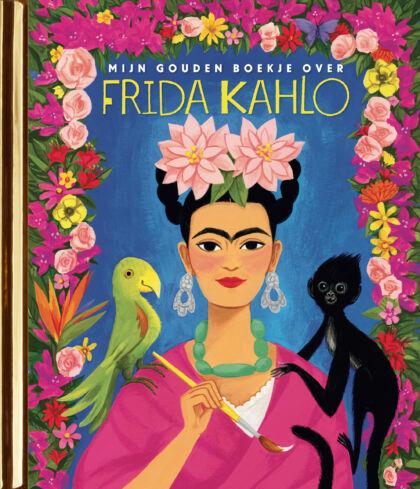 Mijn Gouden Boekje over Frida Kahlo 1